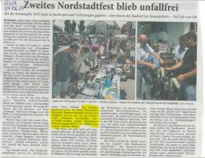 Nordstadtfest 2017 RNZ